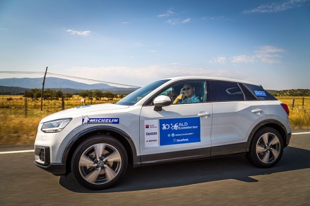 ALD Ecomotion Tour 2017, buscando el mínimo consumo a bordo de un Audi Q2