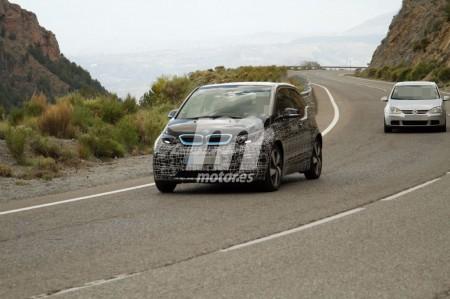 El renovado BMW i3S Performance 2018 continúa su puesta a punto