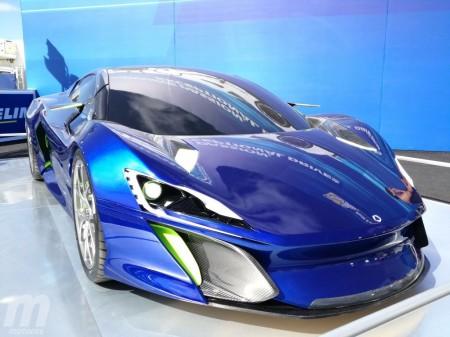 Bóreas Project: se presenta en Le Mans un nuevo superdeportivo de alma española