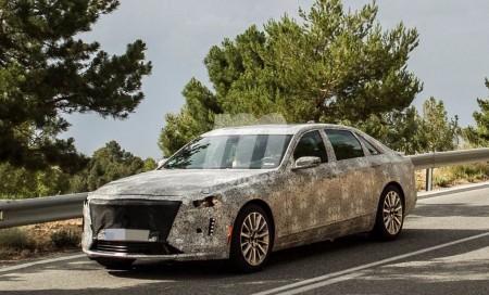Cadillac CT6 2019: las primeras imágenes con el frontal del Escala concept