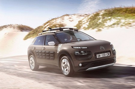 Citroën C4 Cactus 2019: primeros detalles del lavado de cara que se avecina
