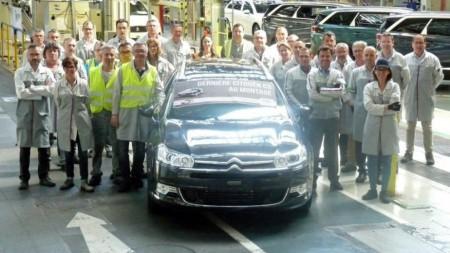 Citroën C5: finaliza su producción y con él desaparece la suspensión Hidractiva