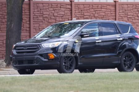 Ford Escape: el gemelo americano del Kuga comienza su desarrollo