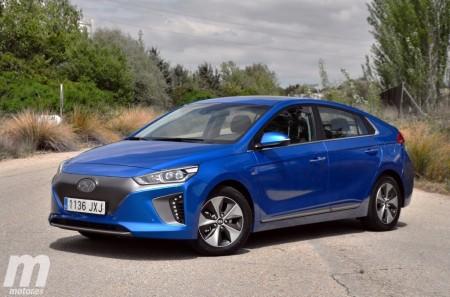 La producción del Hyundai IONIQ Eléctrico se aumentará para satisfacer la demanda