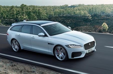 Jaguar XF Sportbrake 2017: elegancia y espacio unidos de la mano