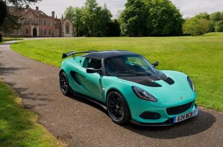 Lotus Elise Cup 250 2017: desvelando una obsesión con el peso