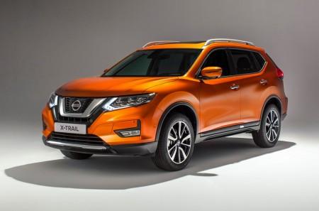 Nissan X-Trail 2017: el SUV renueva su diseño e incorpora el sistema ProPilot