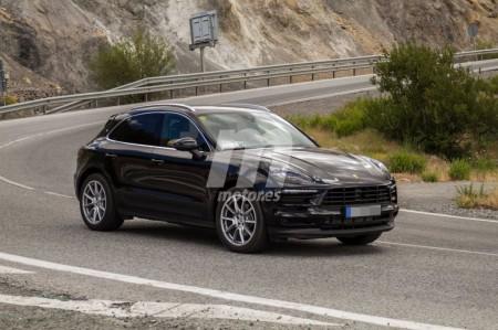 Un nuevo vistazo al Porsche Macan 2018: la inminente renovación del SUV alemán