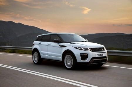 Cambios en la gama del Range Rover Evoque: llegan nuevos motores