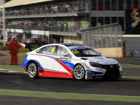 RC Motorsport alineará tres Lada Vesta WTCC en Vila Real