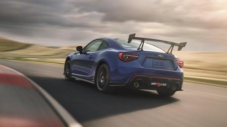 Subaru BRZ tS 2018: nueva edición limitada más radical de STI