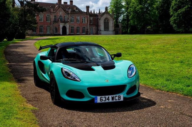 Lotus Elise Cup 250 2017