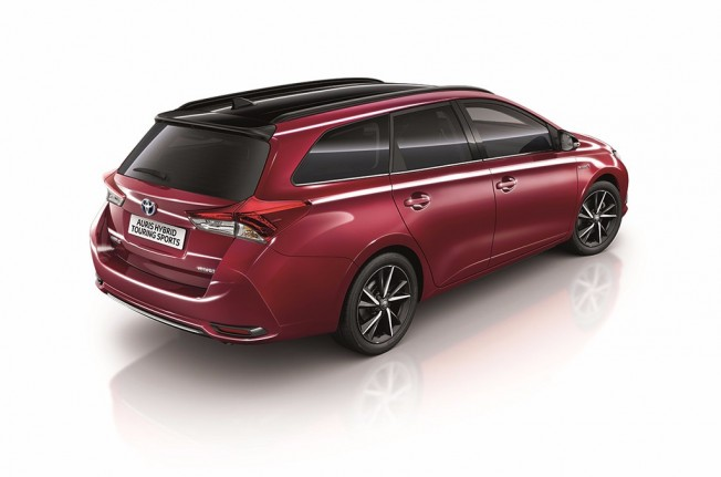 Toyota Auris Touring Sports Bi-tono