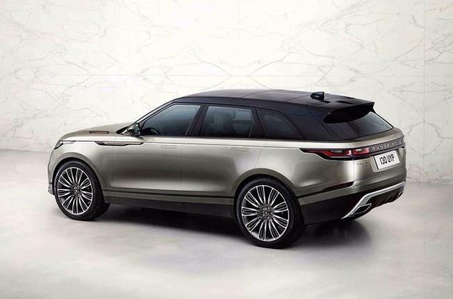 Range Rover Velar - posterior
