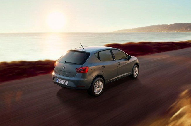 SEAT Ibiza Full Connect - posterior