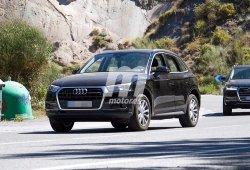 Cazado el Audi Q5 e-tron 2018: la versión híbrida enchufable está más cerca