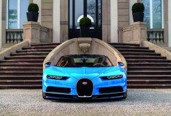 Bugatti Chiron: revelado el impresionante consumo del deportivo de 1.500 CV