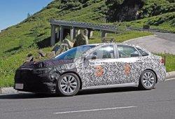 Buick Excelle GT: el nuevo sedán compacto chino avistado en Europa