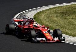 Ferrari se ve en la lucha a pesar de las inoportunas banderas rojas
