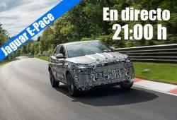 En directo: sigue la presentación del Jaguar E-Pace con nosotros