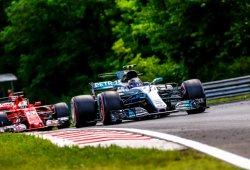 Mercedes, relegada a un tercer plano en los libres