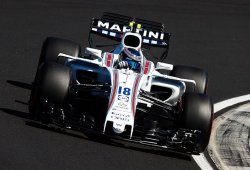 Stroll, Di Resta y Williams, sin premio en Hungaroring