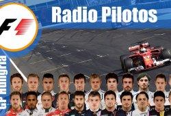 [Vídeo] Las conversaciones por radio del GP de Hungría F1 2017