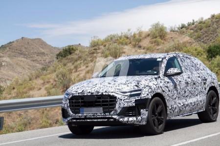 Audi Q8 e-tron, ¿trabajan ya en Ingolstad en la variante híbrida enchufable?