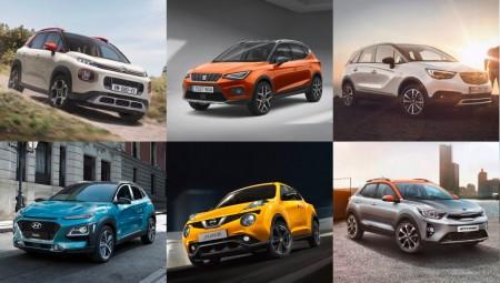 ¿El nuevo SEAT Arona se comerá las ventas del Ateca?, los B-SUV llegan pisando fuerte