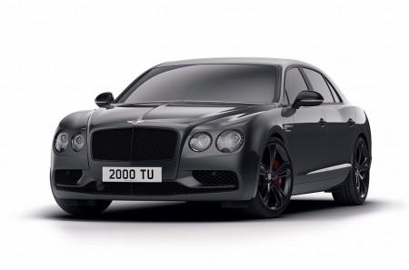 Bentley Flying Spur V8 S Black Edition: un toque oscuro para el modelo británico