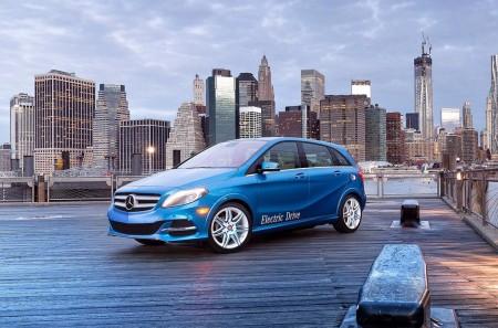 Se cesarán las ventas del Mercedes Clase B ED: adiós a la versión eléctrica