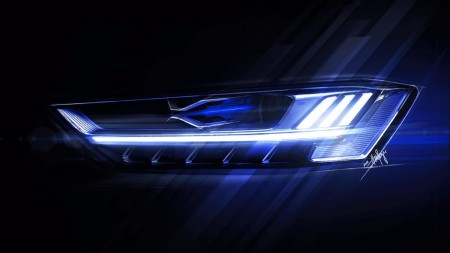 Nuevo Audi A8, el concepto de iluminación en el automóvil sube de nivel