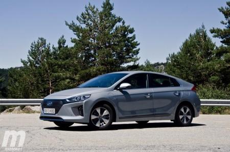 Prueba Hyundai IONIQ Híbrido-enchufable