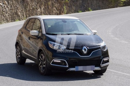 ¿Qué esconde este Renault Captur? Te adelantamos que no es una versión RS