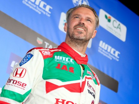 Tiago Monteiro defiende el liderato del WTCC en Termas