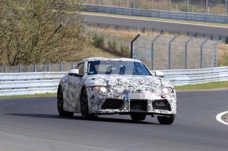 El rugido del nuevo Toyota Supra delata su origen BMW