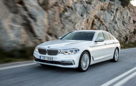 Alemania - Junio 2017: El Serie 5 se coloca como el BMW más vendido