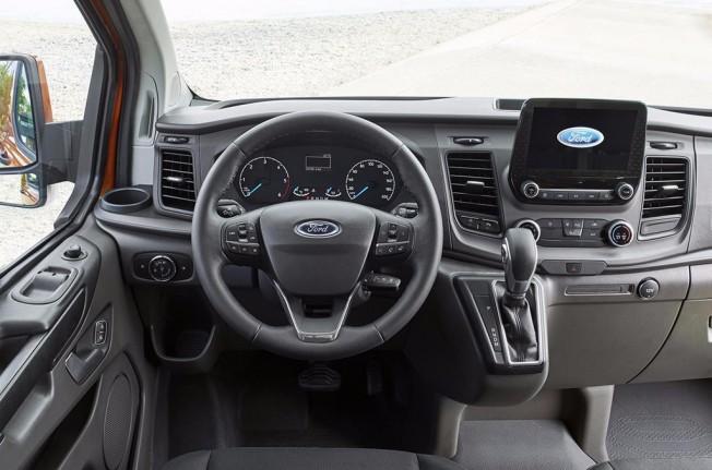 Ford Transit Custom 2018 - interior