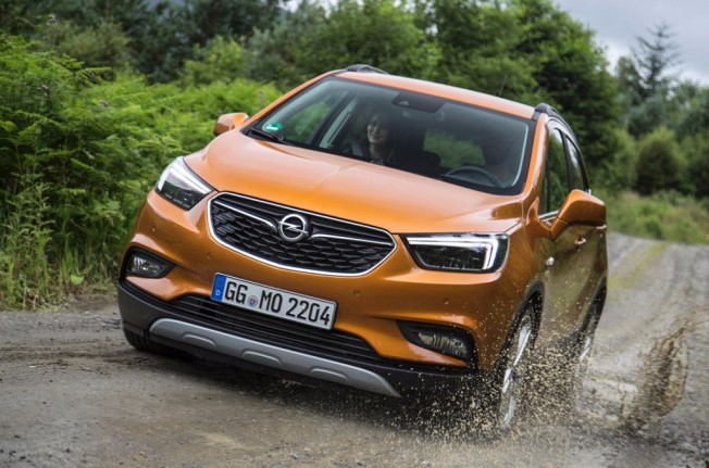 Opel Mokka X Ultimate
