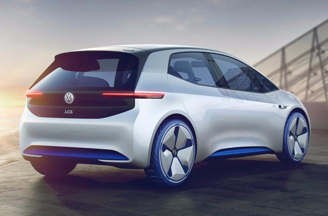 Volkswagen I.D. Concept - posterior