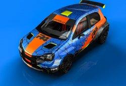 Oreca presenta el diseño y librea del Toyota Etios R4