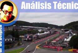 [Vídeo] Análisis técnico del GP de Bélgica