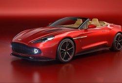 El Aston Martin Vanquish Zagato Volante será presentado en vivo en Pebble Beach
