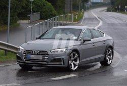 El desarrollo del Audi RS 5 Sportback ya está en marcha