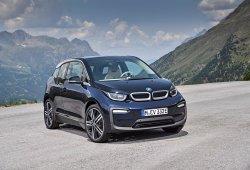 BMW i3 2018: el eléctrico alemán se renueva por dentro y fuera