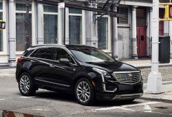Cadillac desvela el nuevo XT5 híbrido en China