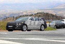 Chevrolet Malibu 2019: lo cazamos de pruebas en España