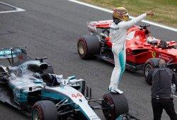 """Hamilton: """"No creo que Vettel quiera ser mi compañero de equipo"""""""