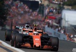 La F1 busca eliminar el DRS y las sanciones a los pilotos por cambio de motor