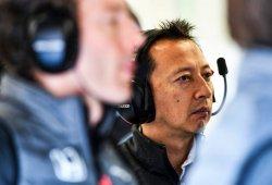 """Hasegawa: """"Adelantaremos a Renault antes de que acabe la temporada"""""""